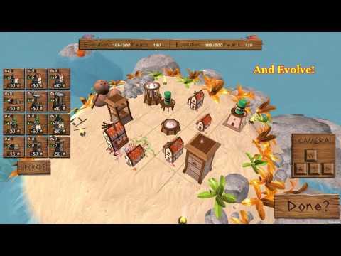 Jambalaya Warfare - Gameplay Rundown