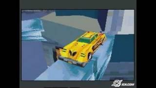 Smashing Drive Game Boy Gameplay