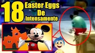 18 Easter Eggs Que No Notaste En Intensamente