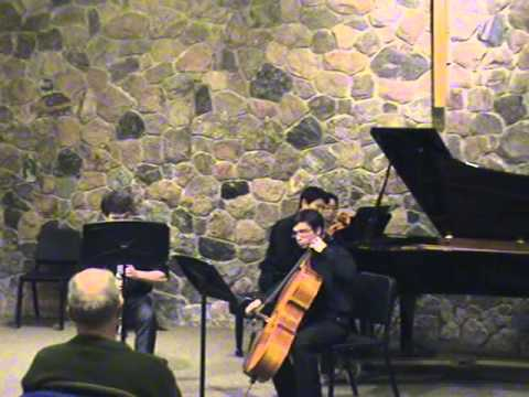 Brahms: Trio in A minor, Op. 114