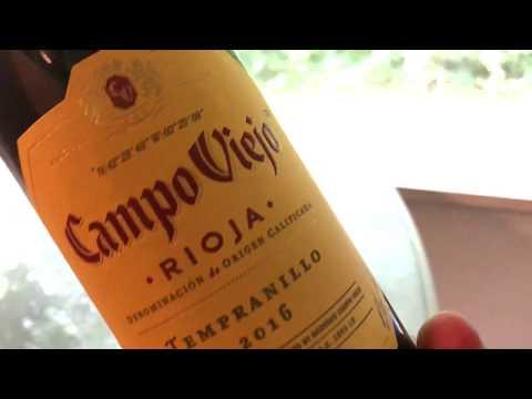 Campo Viejo Rioja Wine Review - Great Stuff