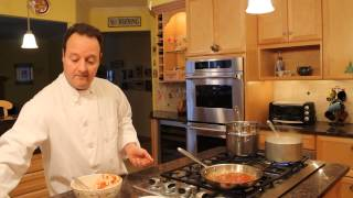 How To Make Penne Alla Vodka With Gino Barbaro From Gino's Trattoria In Mahopac, Ny