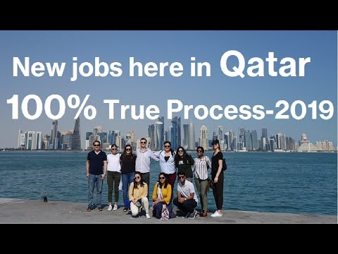 New Jobs In Qatar 2019//Latest job at Doha,Qatar/How to get job in