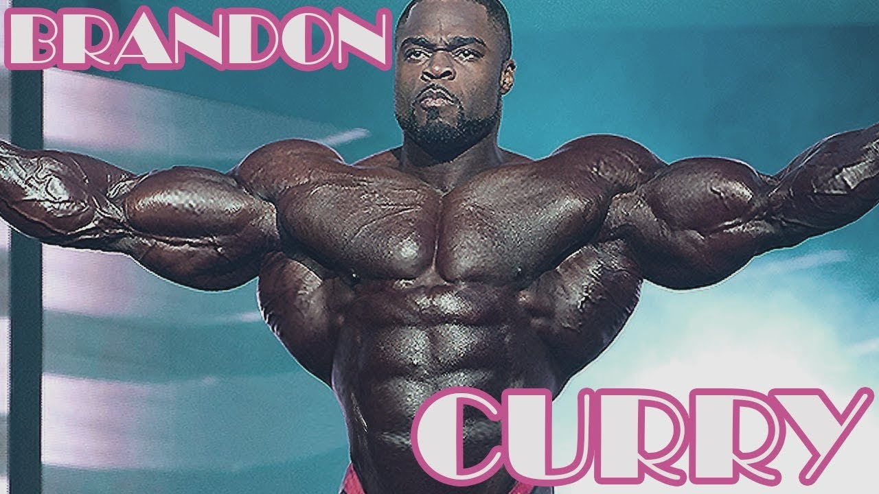 Who Is Brandon Curry The Monstre Of Mr Olympia