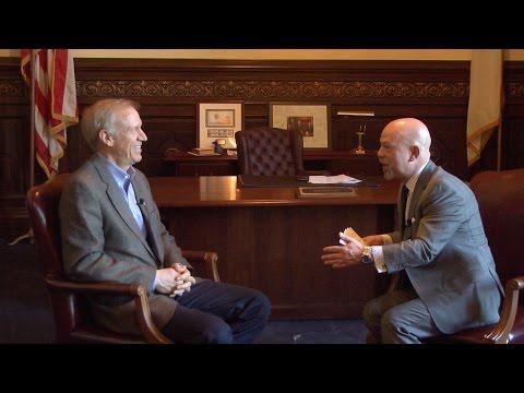 Brian Byers Interviews Governor Bruce Rauner