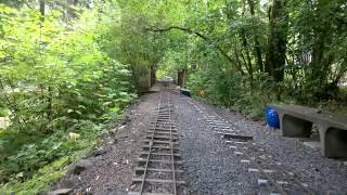 Ride around the Coyote Ridge Logging Railroad