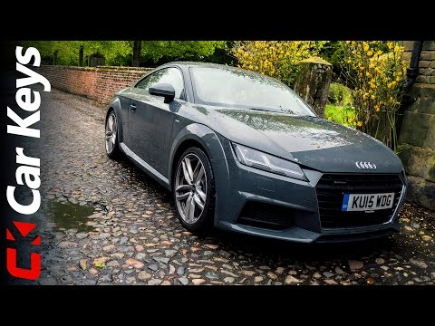 Audi TT 2015 review - Car Keys