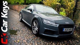 Audi TT Coupe Quattro 2015 Videos