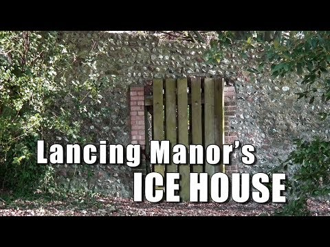 Walks In Sussex: Exploring Lancing Manor's Ice House