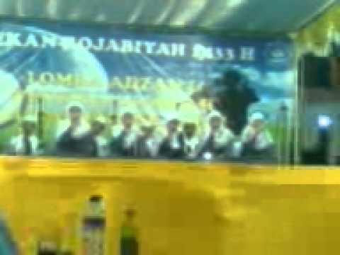 Festival Banjari dan Haflatul Kubro - ya haditsir ruwaida (Muhasabatul Qolbi)