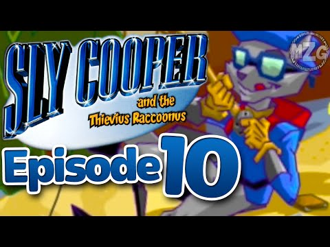 Explosive Entrance! - Sly Cooper and the Thievius Raccoonus Playthrough - Episode 10