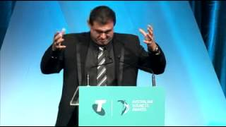 2013 NT Telstra Business Awards Presentation - Security & Technology Services