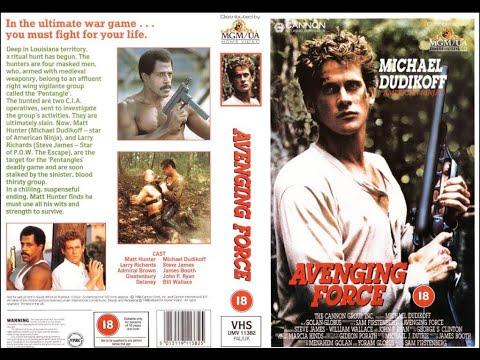 Download İntikam Kuvveti - Avenging Force 1986 BluRay 1080p x264 Dual TR.ENG