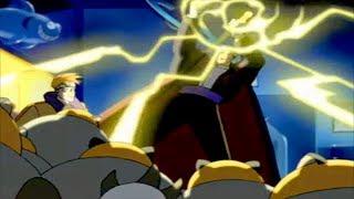 THE MAGICIAN | X-Oshi | Full Episode 24 | Cartoon TV Series | English thumbnail