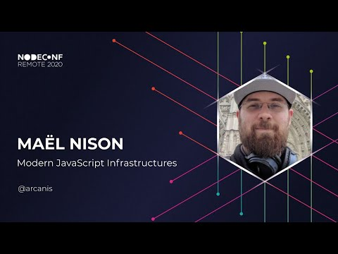 Modern JavaScript Infrastructures