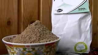 видео Льняная мука: польза и вред, с кефиром, для похудения, выпечка