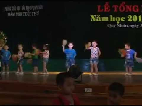 Aerobic lop Mam, Mam non tu thuc TUOI THO Quy Nhon