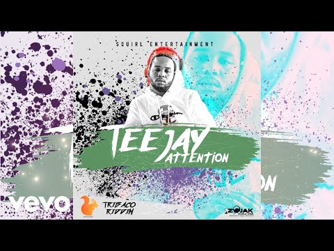 TeeJay - Attention (Official Audio)