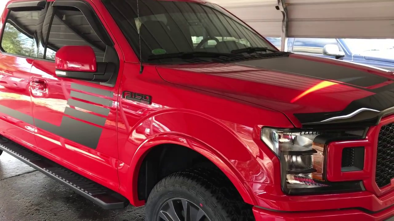 2018 ford f 150 5 0 special edition problems and new add ons and leveled out youtube. Black Bedroom Furniture Sets. Home Design Ideas