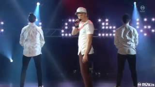 Aron Hannes Emilsson - Nótt (Live Söngvakeppnin 2017 - Semi Final 1)