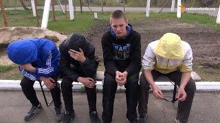 Як підлітки гранатою на Луганщині рибу глушили