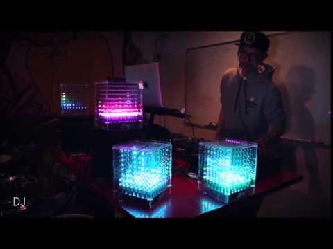 L3D Cube DJ