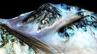 НАСА: на Марсе есть жидкая вода (новости)