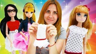 Куклы. Видео для детей: одевалки с Sonya Rose