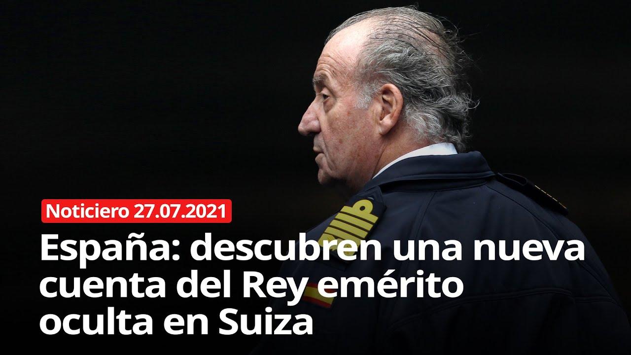 Download España: descubren una nueva cuenta del Rey emérito oculta en Suiza -  27/07/2021