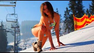 Modern Talking style  Snowboarding Модерн токинг стиль