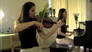 Thank God I Found You - Piano and violin Duo
