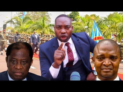 RENE DE L ' UDPS : LA CHUTE VERTIGINEUSE DU FCC ET L ' ARRESTATION DE SES DIRIGEANTS TAMBWE MWAMBA