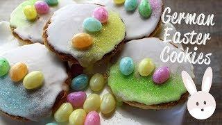German Easter Cookies - Mini Amerikaner