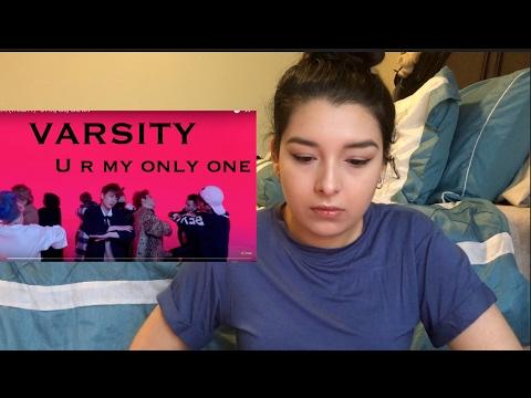 바시티 (VARSITY) - U r my only one | REACTION