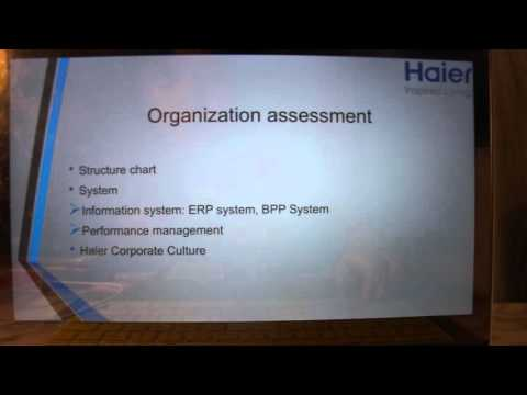 haier performance management case Case 4: haier performance management (a) 1 what are the specific practices of haier's performance management system what are.