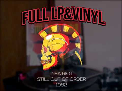 Infa Riot - Still out of order (Full LP Vinyl)
