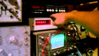 Первые испытания работы электродвигателя постоянного тока в импульсном режиме(Испытывается электродвигатель на 1.5 КВт., 2013-08-22T18:28:50.000Z)