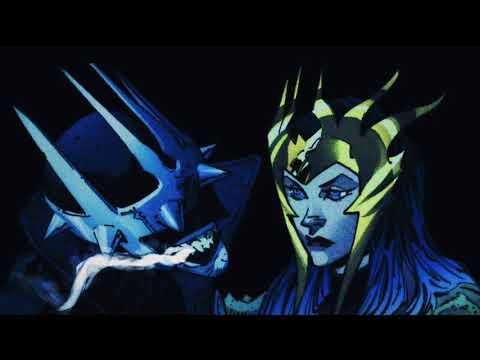 bande annonce de l'album Batman Death Metal T.1