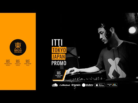 ITTI Promo Mix // EAST FORMS Drum&Bass
