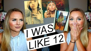 WHEN I WAS A WANNABE TUMBLR GIRL *CRINGEY* Video