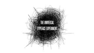 Bic: Universal Typeface