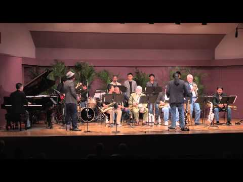 """Spain"" Arr. John La Barbera by the University of Hawaii Jazz Ensemble."