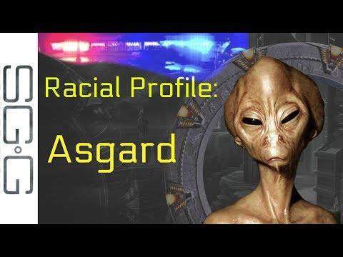 Racial Profile: Asgard
