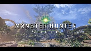 Monster Hunter World Beta PS4 Live