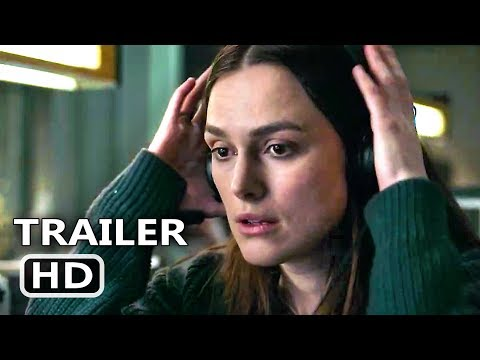 OFFICIAL SECRETS Trailer # 2 (NEW, 2019) Keira Knightley, Matt Smith, Thriller Movie