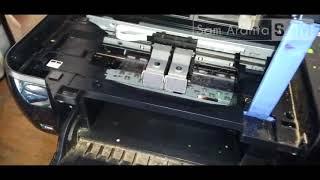 How to fix error E05 in Canon MP287