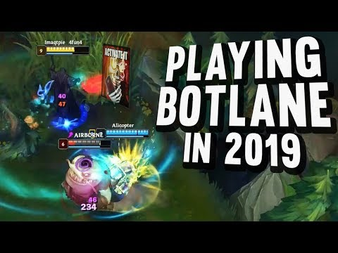 Imaqtpie - PLAYING ADC IN 2019