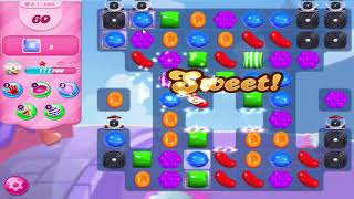 Candy Crush  Saga  level 696 Solution