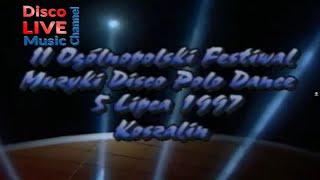 Kultowy festiwal Disco Polo i Dance Koszalin 97' Tego w Tv nie zobaczysz Część I