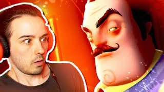 EL VECINO PERTURBADO | HELLO NEIGHBOR